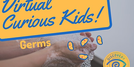 Virtual Curious Kids: Germs tickets