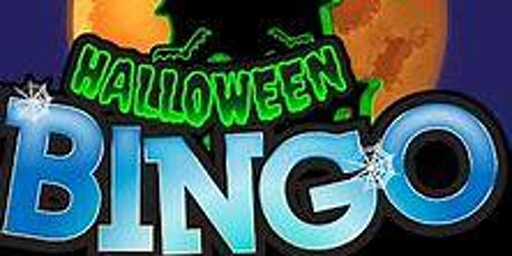 Halloween Virtual Bingo tickets