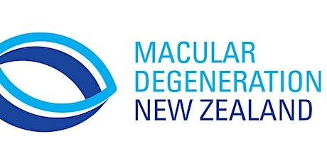 Free Public Seminar on Macular Degeneration