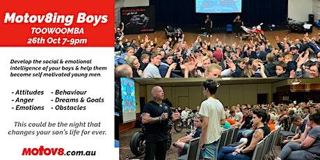 Motov8ing Boys - Toowoomba tickets