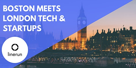 Boston meets London Tech & Startups tickets