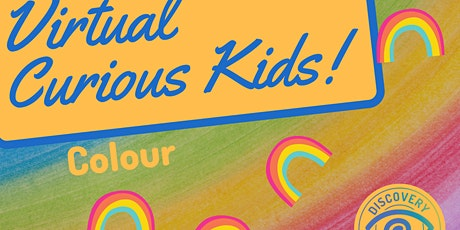 Virtual Curious Kids: Colour
