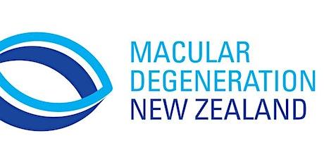 Free Public Seminar on Macular Degeneration tickets