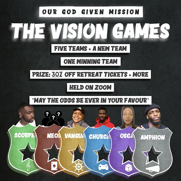 The Vision Games 2020 image