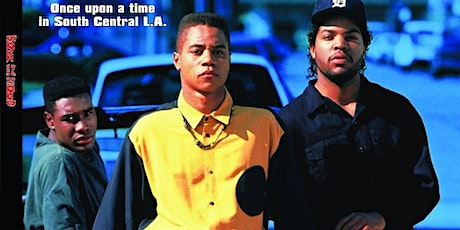 "Urban Fêtes: SILENT MOVIE OAKLAND ""BOYZ N THE HOOD"" tickets"