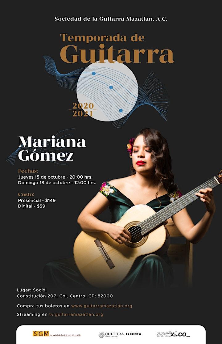 Imagen de Temporada de Guitarra 2020-2021