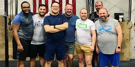 10/21 Bear Fitness Class (30 Minute Zoom Workout) tickets