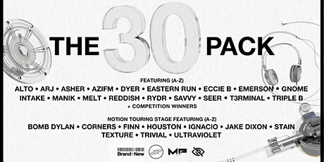 The 30 Pack 2020 tickets