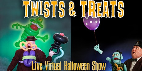 Buster Balloon's Twists & Treats Show tickets