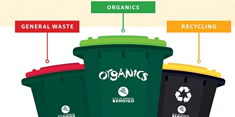 Organics Full Circle- Compost for Community members. Prebagged bookings tickets