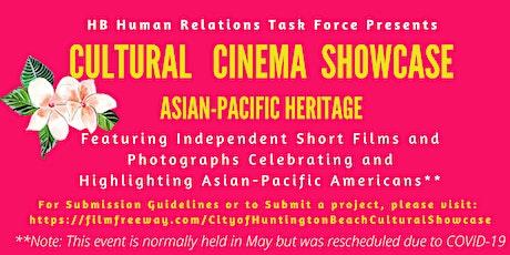HB Cultural Cinema Showcase : Asian-Pacific Heritage Virtual Screenings tickets