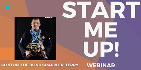 A Conversation with Clinton 'The Blind Grappler' Terry tickets