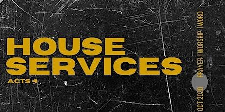 Hope Center ACTS 4 House Service Mon Oct 26 Jimenez/JerseyCityHeights tickets