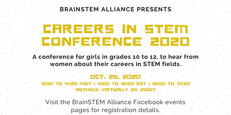 Careers in STEM Conference - Highlighting Women in STEM tickets