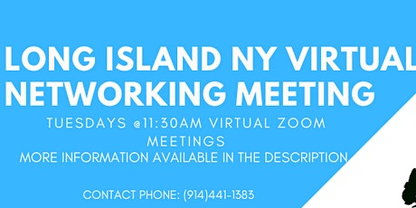 Long Island Virtual Biz Development Meeting tickets