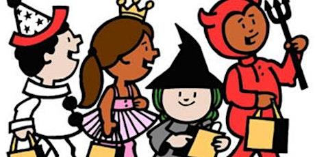 Pringle Neighbourhood Halloween Parade! tickets