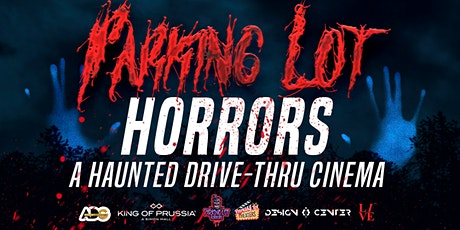 Parking Lot Horrors 2020 at King of Prussia Mall(1 Ticket  per car) tickets