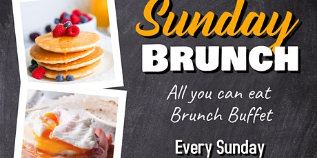 Jazzy Sunday Brunch Buffet ( All you can Eat Plated ) tickets
