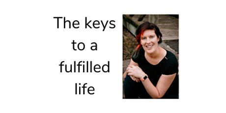 The keys to a fulfilled life with Simone Boer tickets