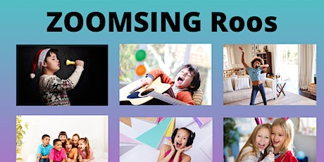 Singing for Kids 7 to 10 Online - ZoomSing4 tickets