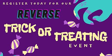 Reverse Trick or Treating Event tickets