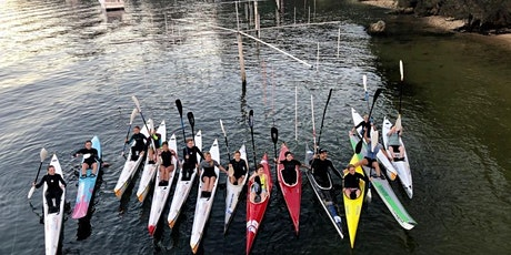 Swan Canoe Club Open Day.  Try paddling for free from our amazing location. tickets