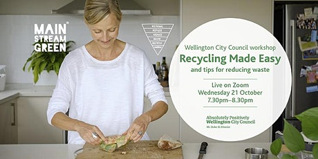 Recycling Made Easy with Mainstream Green tickets