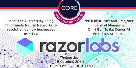 Meet the Innovator: Razor Labs tickets