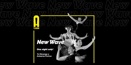 New Wave - Live in Porirua! tickets