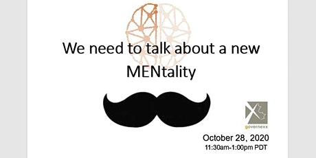 We need to talk about a new MENtality tickets