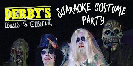 Halloween Scaraoke Costume Party tickets