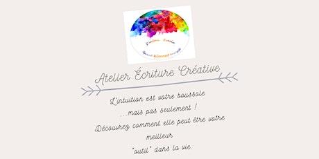 Écriture Créative: Votre Intuition est votre boussole billets