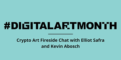 Digital Art Month - Talk #4 tickets