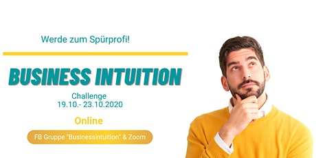 Business Intuition Challenge 2020 Tickets