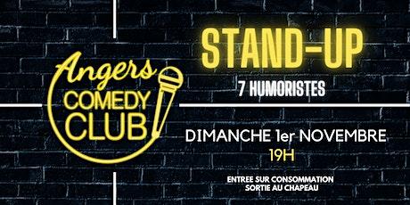 Angers Comedy Club - Dimanche 8 Novembre 2020 / Les Folies Angevines billets