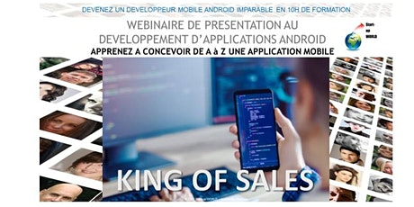 Formation en développement d'applications Android billets