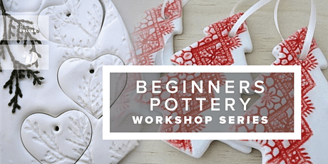 Beginners Christmas Pottery 2020 tickets