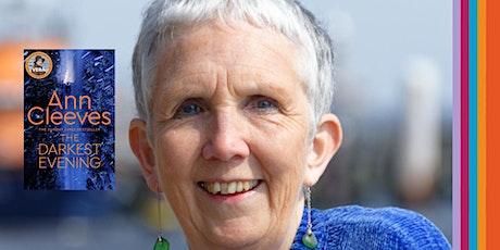 Ann Cleeves in conversation tickets
