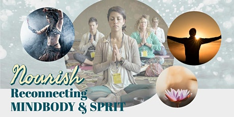 Nourish MINDBODY & SPIRIT tickets