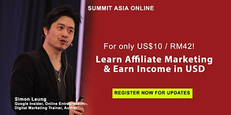 Learn How to Do  Affiliate Marketing tickets