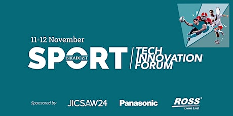 Broadcast Sport Tech Innovation Forum tickets