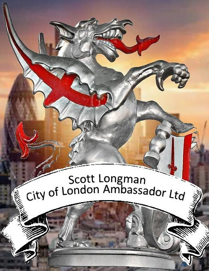 CITY OF LONDON PROFESSIONAL NETWORKING EVENT image