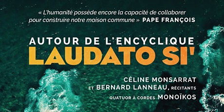Spectacle « Laudato si' » billets