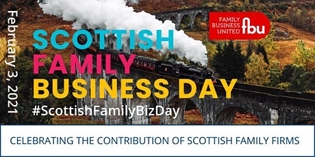 Scottish Family Business Day 2021 tickets