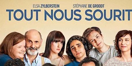 """FIFCL : projection du film """"Tout nous sourit"""" billets"""