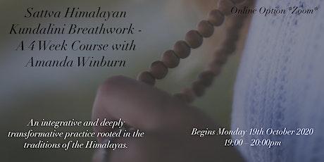 *ONLINE* Sattva Himalayan Kundalini Breathwork tickets