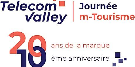 Webconférence 10 ème journée m-tourisme - Telecom Valley