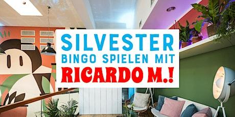 Das große Silvester Bingo mit Ricardo M. Tickets