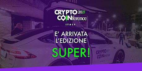 Crypto Coinference 2021 biglietti
