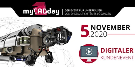 myCADday - Kundenevent Tickets